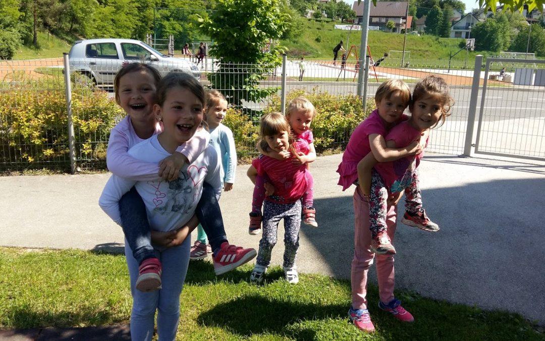 Izmenjava vrtec – šola