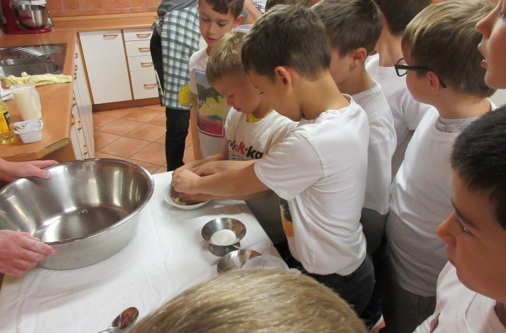 PŠ Podgrad – Naravoslovni dan na Srednji kmetijski šoli Grm