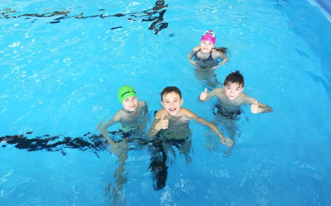 Plavalni tečaj podružničnih šol